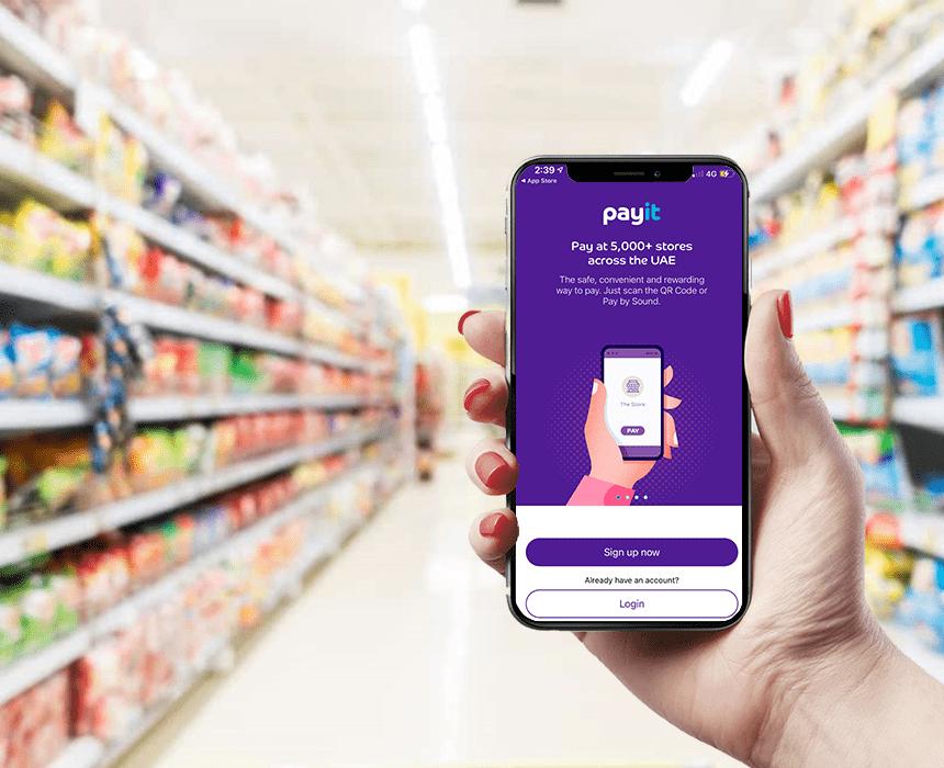 Ramadan Shopping List through PayIT Marketplace