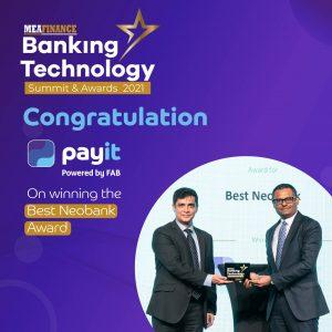Best Neobank Award